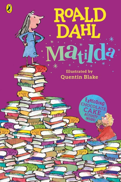 Roald Dahl - Matilda (AGE 7+)