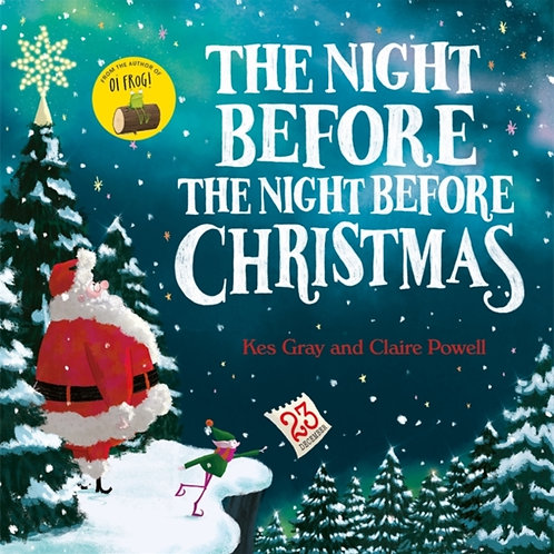 Kes Gray - The Night After Christmas (AGE 3+)