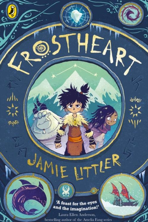 Jamie Littler - Frostheart (AGE 8+)
