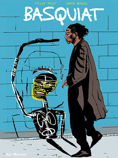 Julian Voloj and Søren Mosdal - Basquiat