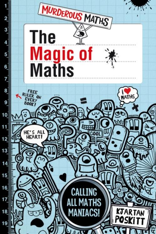 Kjartan Poskitt - Murderous Maths: The Magic Of Maths (AGE 8+)