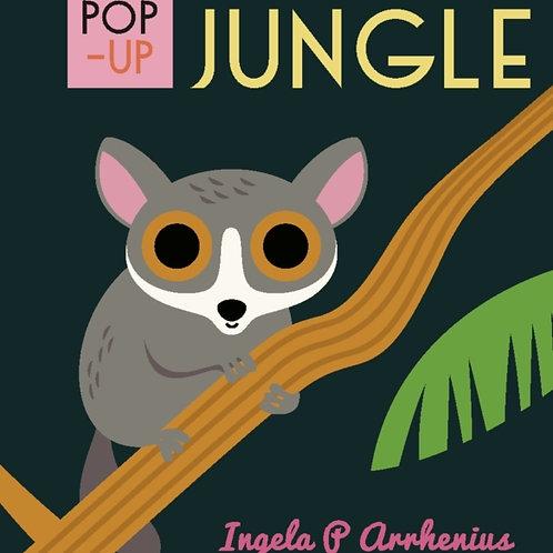 Ingela P. Arrhenius - Pop-up Jungle (AGE 1+) (HARDBACK)