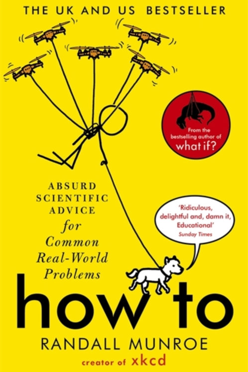 Randall Munroe - How To :