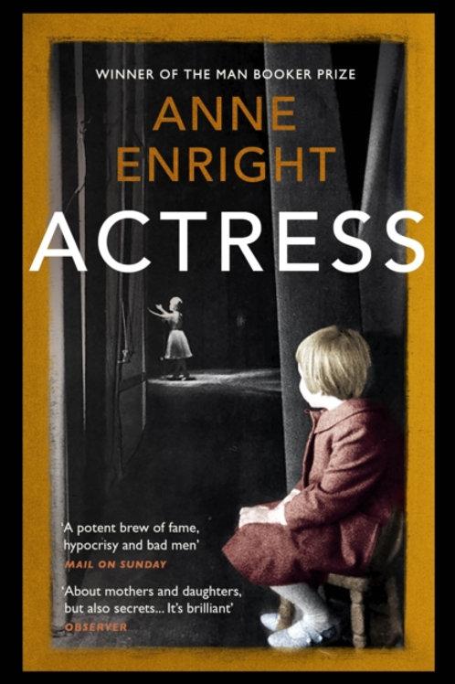 Anne Enright - Actress