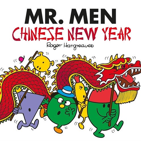 Roger Hargreaves - Mr. Men: Chinese New Year (AGE 3+)