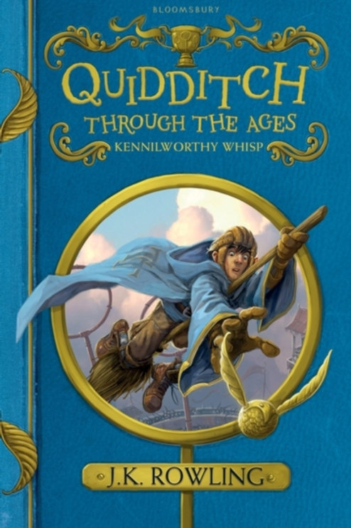 J.K. Rowling - Quidditch Through The Ages (AGE 8+)