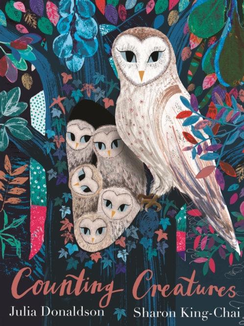 Julia Donaldson - Counting Creatures (AGE 3+) (HARDBACK)