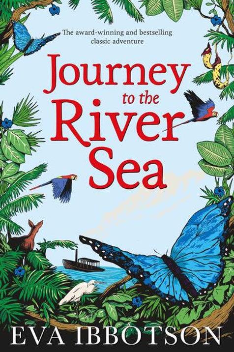 Eva Ibbotson - Journey to the River Sea (AGE 9+)