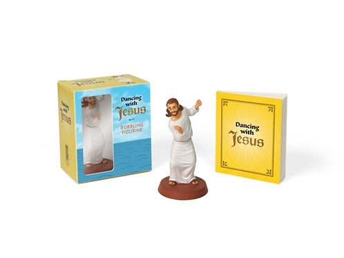 Sam Stall - Dancing With Jesus: Bobbling Figurine