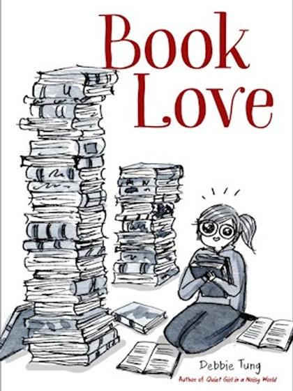 Debbie Tung - Book Love (HARDBACK)