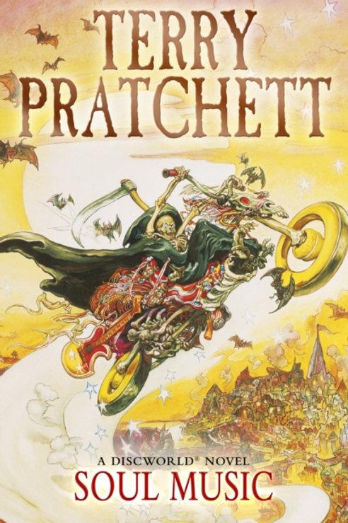Terry Pratchett - Soul Music : Discworld Book Sixteen