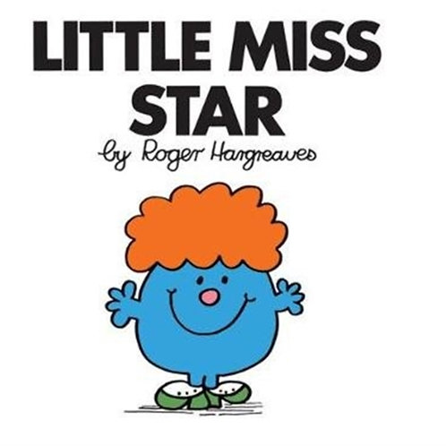 Roger Hargreaves - Little Miss Star (AGE 3+) (Little Miss No. 18)