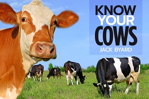 Jack Byard - Know Your Cows