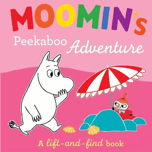 Moomin's Peekaboo Adventure : A Lift-and-Find Book (AGE 0-2) (HARDBACK)