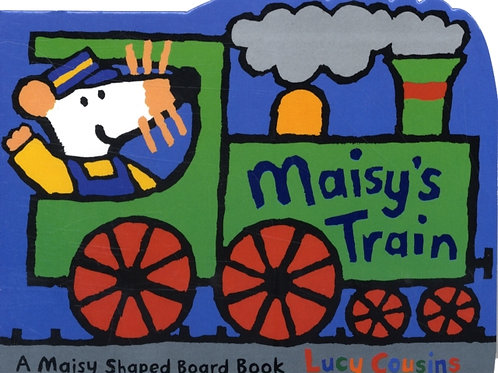 Lucy Cousins - Maisy's Train (AGE 1+) (HARDBACK)