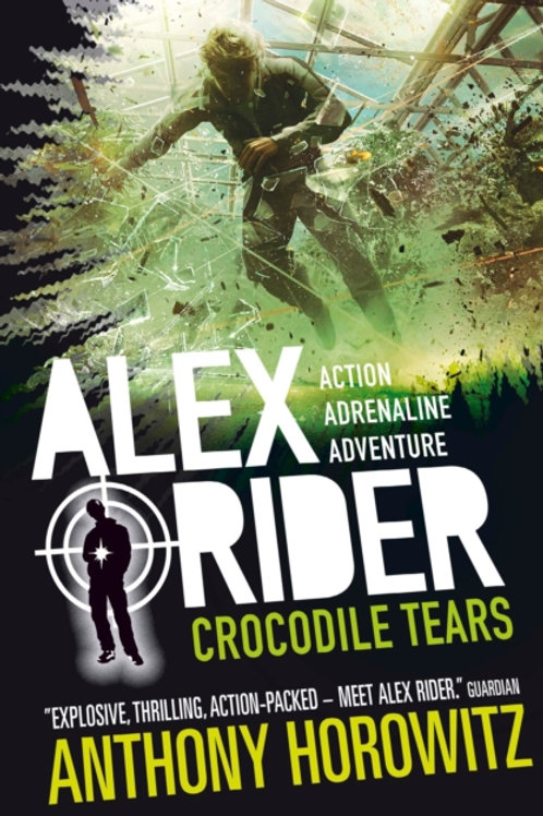 Anthony Horowitz - Crocodile Tears (AGE 12+) (8th In Series)