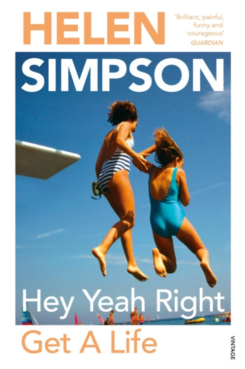Helen Simpson - Hey Yeah Right Get A Life