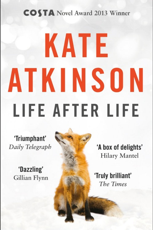 Kate Atkinson - Life After Life (1st In Series)