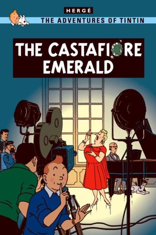 Herge - The Castafiore Emerald : Adventures Of Tintin (AGE 8+)