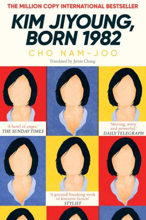 Cho Nam-Joo - Kim Jiyoung, Born 1982