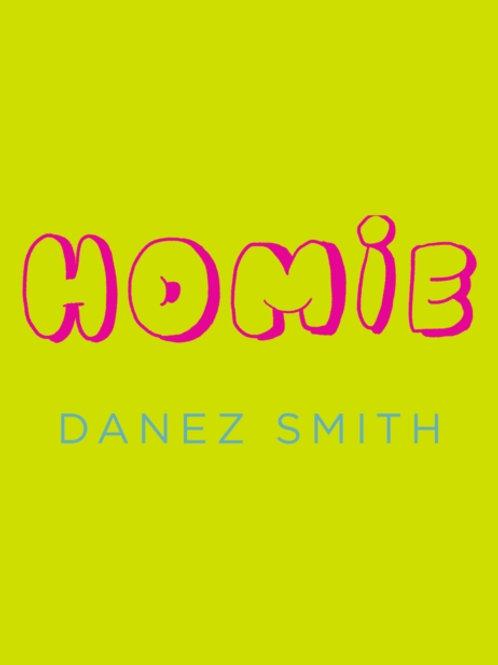 Danez Smith - Homie