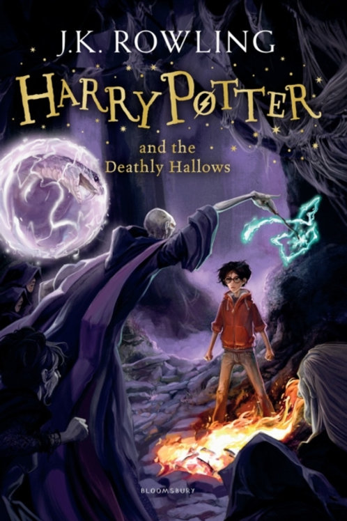 J.K. Rowling - Harry Potter And The Deathly Hallows (AGE 8+) (7th In Series)