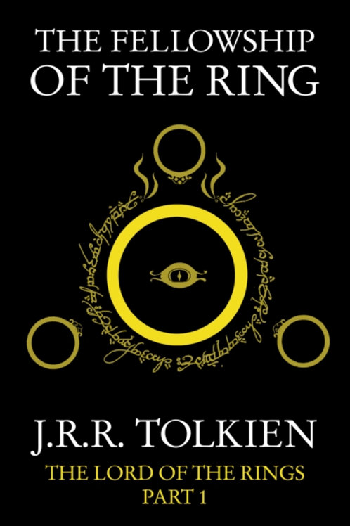 J.R.R. Tolkien - The Fellowship Of The Ring (1st In Series)