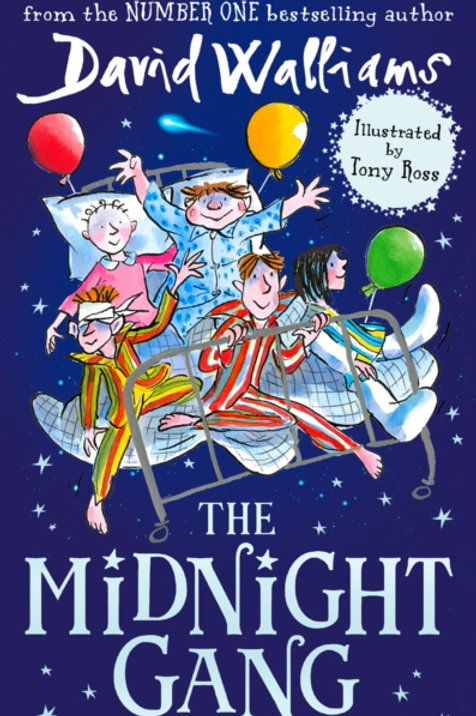 David Walliams - Midnight Gang (AGE 8+)