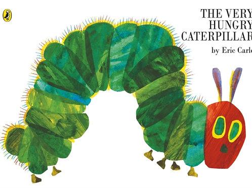 Eric Carle - Very Hungry Caterpillar (AGE 3+) (HARDBACK)