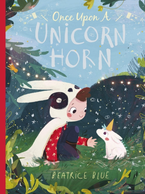 Beatrice Blue - Once Upon A Unicorn Horn (AGE 4+)
