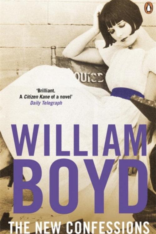 William Boyd - The New Confessions