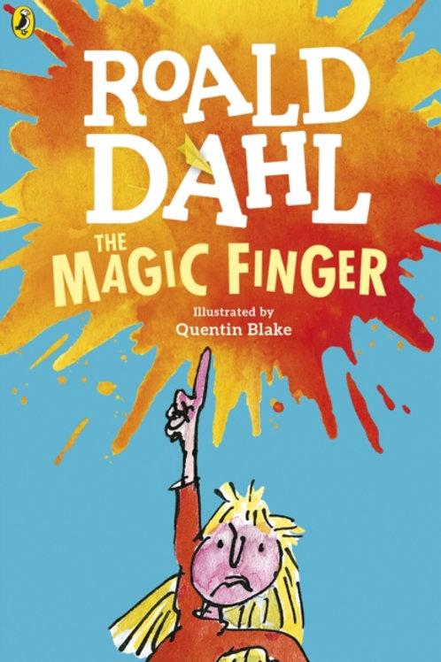 Roald Dahl - Magic Finger (AGE 7+)