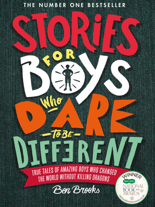 Ben Brooks - Boys Who Dare To Be Different (AGE 9+) (HARDBACK)