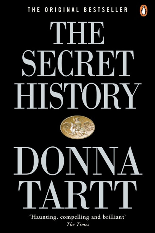 Donna Tartt - Secret History