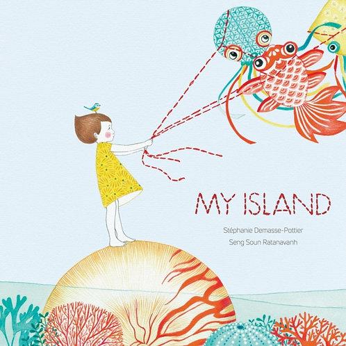 Stephanie Demasse-Pottier - My Island (AGE 4+) (HARDBACK)