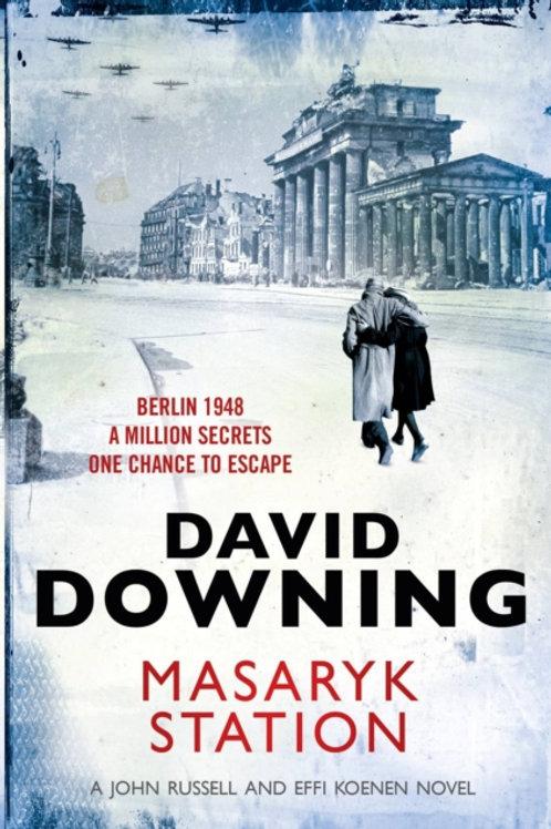 David Downing - Masaryk Station (6th In Series)