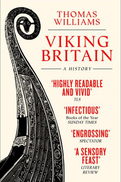 Thomas Williams - Viking Britain A History
