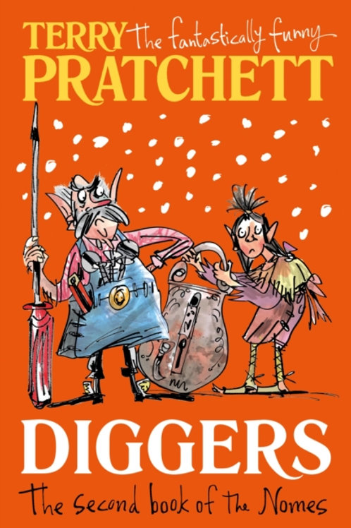 Terry Pratchett - Diggers (AGE 9+)  (2nd In Series)