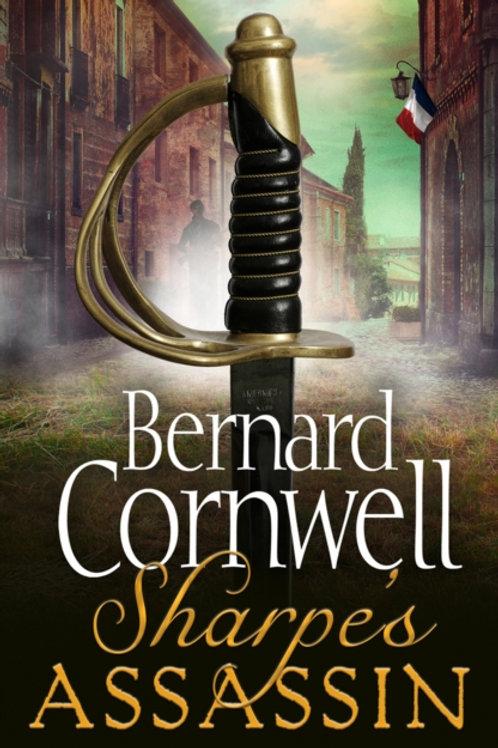 Bernard Cornwell - Sharpe's Assassin (SIGNED COPY) (HARDBACK)