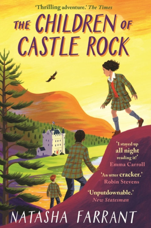 Natasha Farrant - The Children Of Castle Rock (AGE 9+)