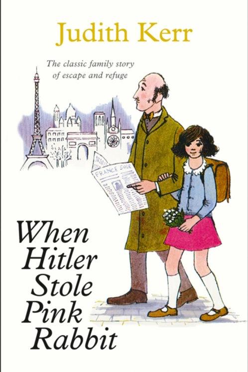 Judith Kerr - When Hitler Stole Pink Rabbit (AGE 9+)