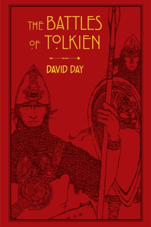 David Day - The Battles of Tolkien