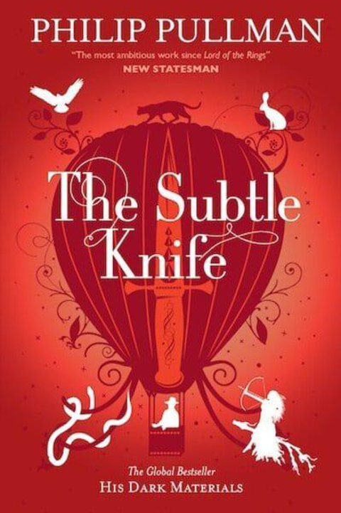 Philip Pullman - Subtle Knife  (AGE 9+) (2nd In Series)