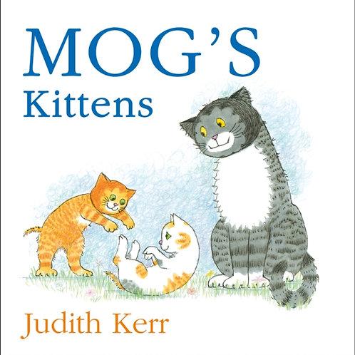 Judith Kerr - Mog's Kittens (AGE 1 +) (HARDBACK)