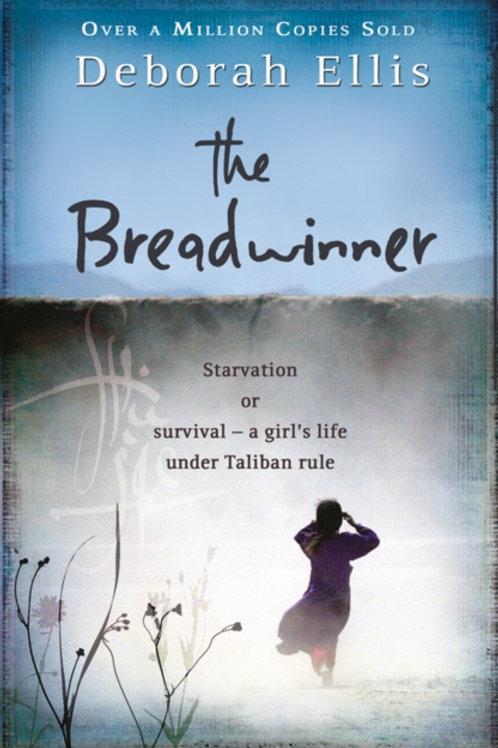 Deborah Ellis - The Breadwinner (AGE 9+)
