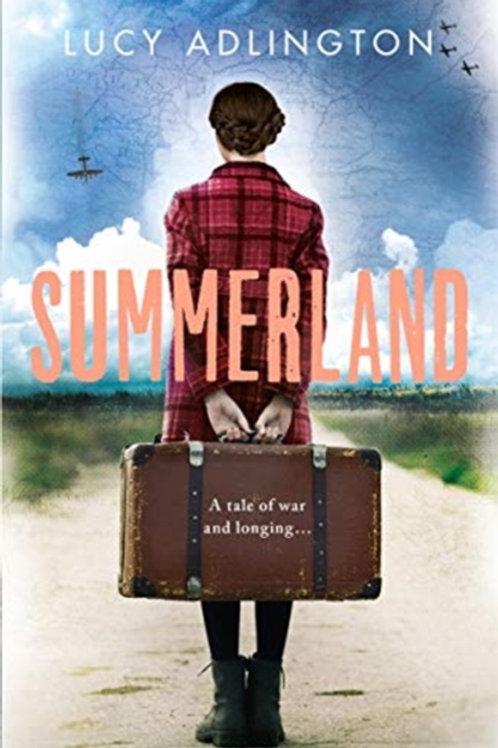 Lucy Adlington - Summerland (AGE 13+)