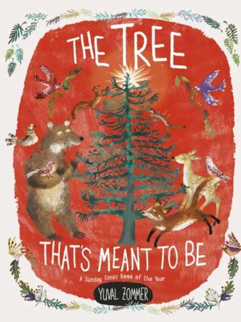 Yuval Zommer - The Tree That's Meant To Be (AGE 3+)
