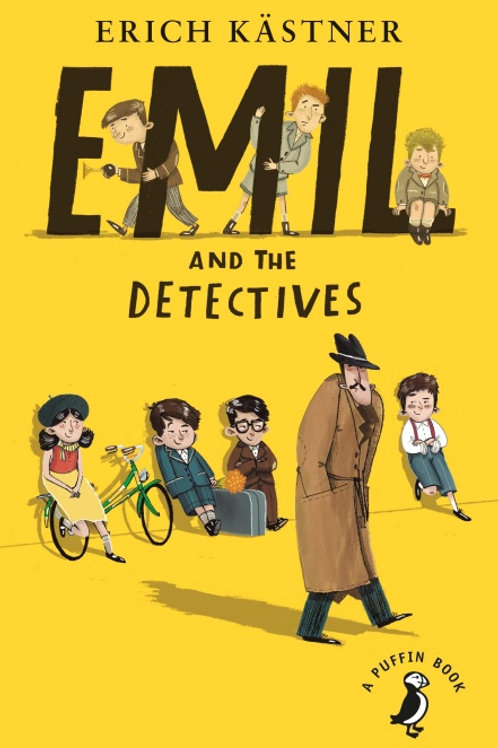 Erich Kästner - Emil And The Detectives (AGE 8+)