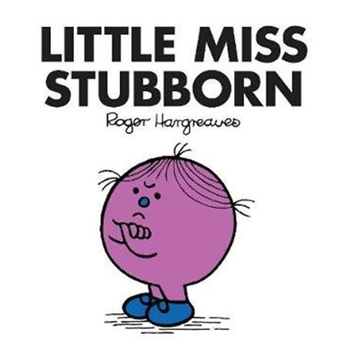 Roger Hargreaves - Little Miss Stubborn (AGE 3+) (Little Miss No. 26)
