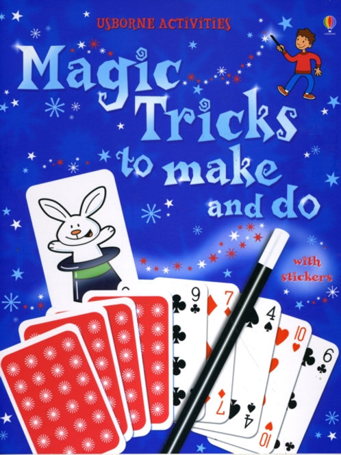 Ben Denne - Magic Tricks To Make and Do (AGE 6+)